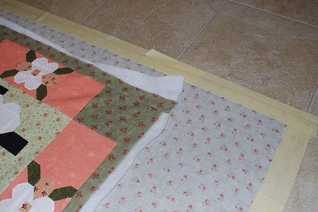 Assembling A Quilt 5 Steps With Pictures Instructables