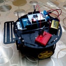 Very simple to create Arduino bluetooth spy robot with Android RemoteControl app