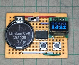 ATtiny Watch Core