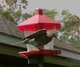 Bird Feeder Monitor V2.0
