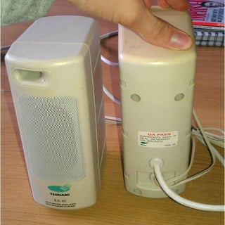 Portable Speakers / Speakers on Battery