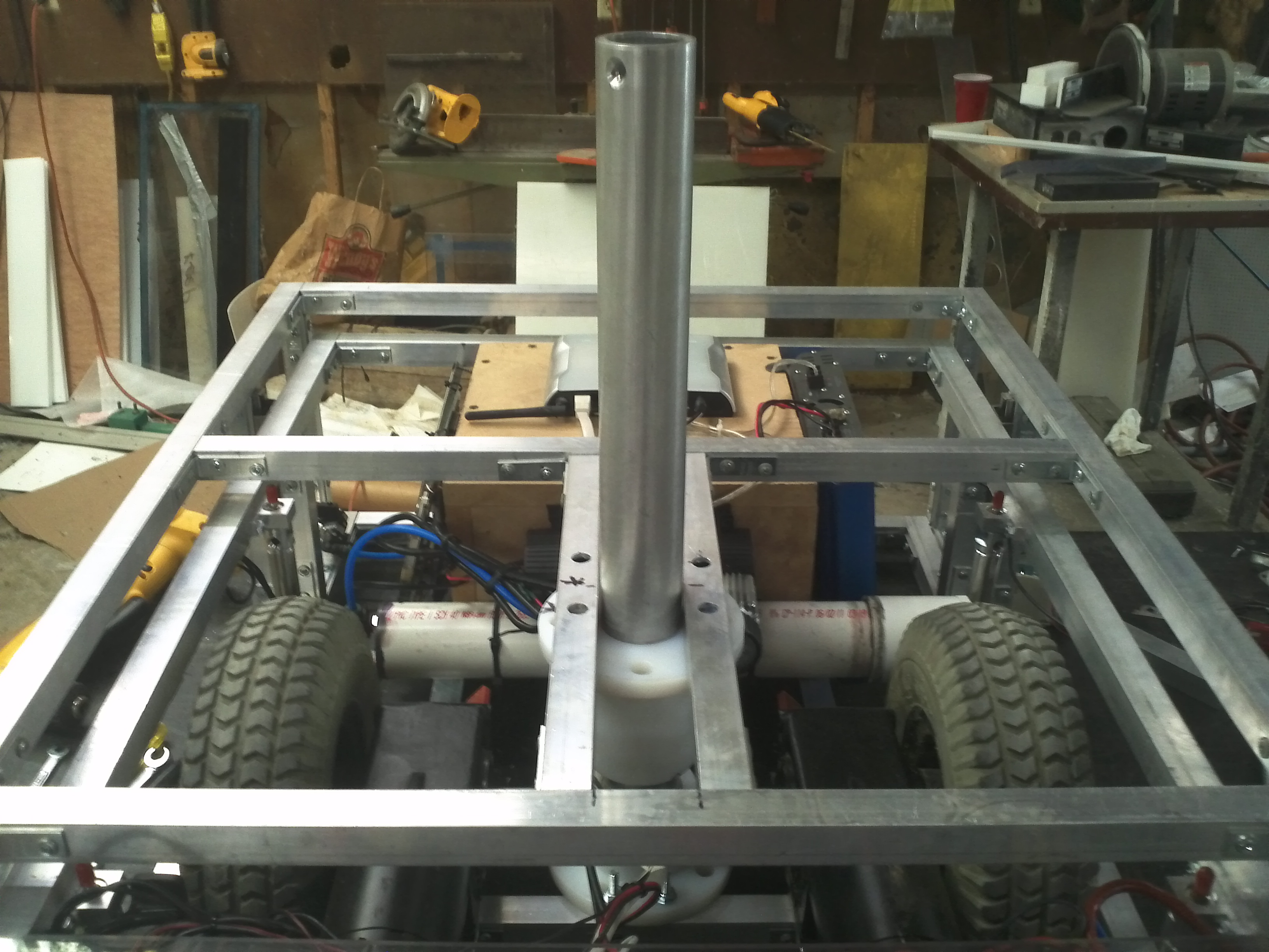 Picture of Pole Mounting