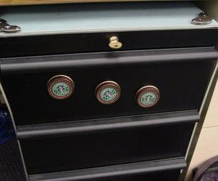 Starbucks Fridge (or Cabinet, Etc.) Magnets