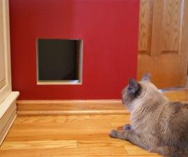 """Cat/Dog """"Door"""""""