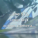 PeeCam 808 -the $12, 5 min DIY action cam!