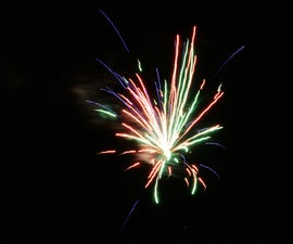 Easy Firework Photography