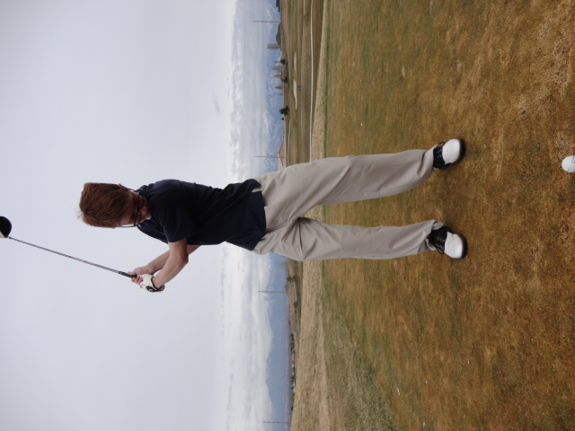 Picture of Back Swing Part 2