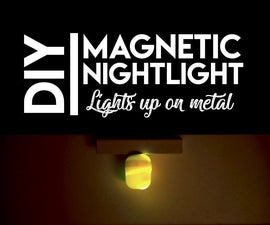 How to Make a Magnetic Nightlight Egg