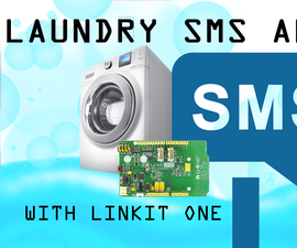 Laundry Alert with the LinkIt One