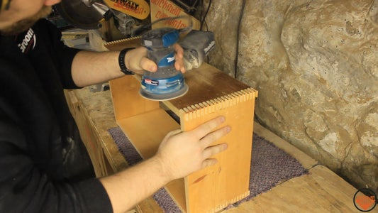 Making the Box & Finger Joints