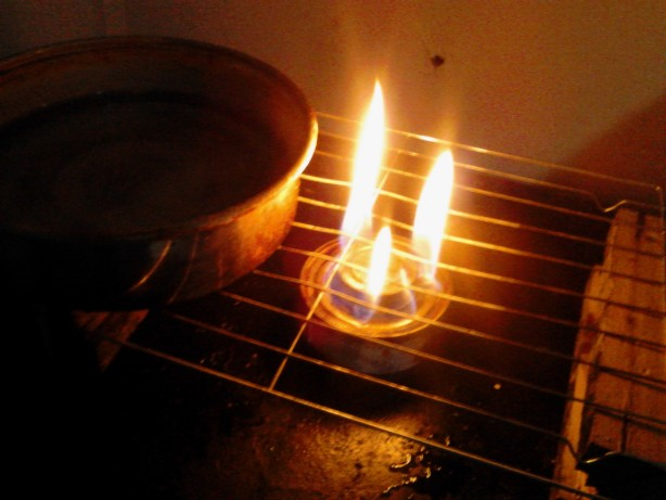 Picture of Alcohol Stove Burner