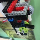 Lego Clock Escapement