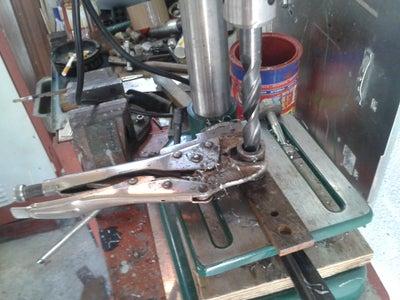 Preparation of  Bushing / Pivot Set
