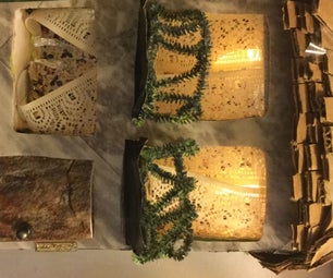 Old Sephardic House Front Diorama