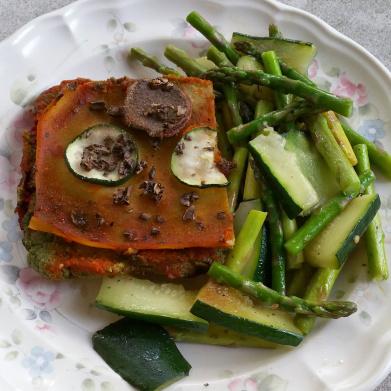 Picture of Gluten-Free Vegan Lasagne