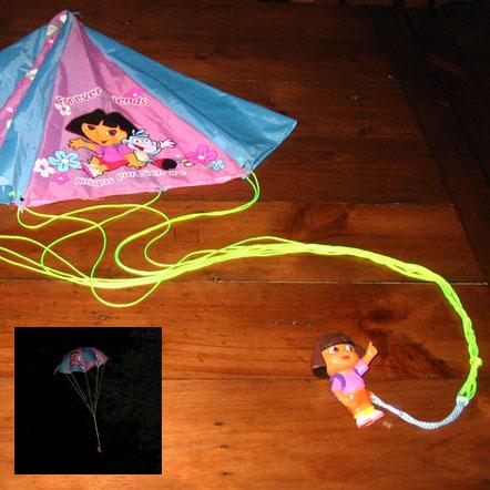 Picture of Umbrella Parachutes