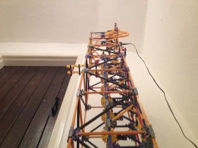 Vertical Slider Lift