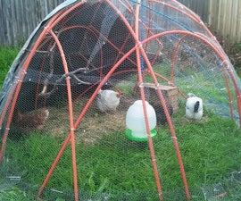 Chook Dome - domestic size