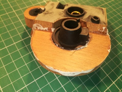 Modify the Pick-up Arm