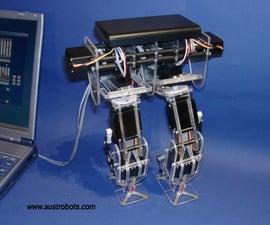 BiPed robot V-3