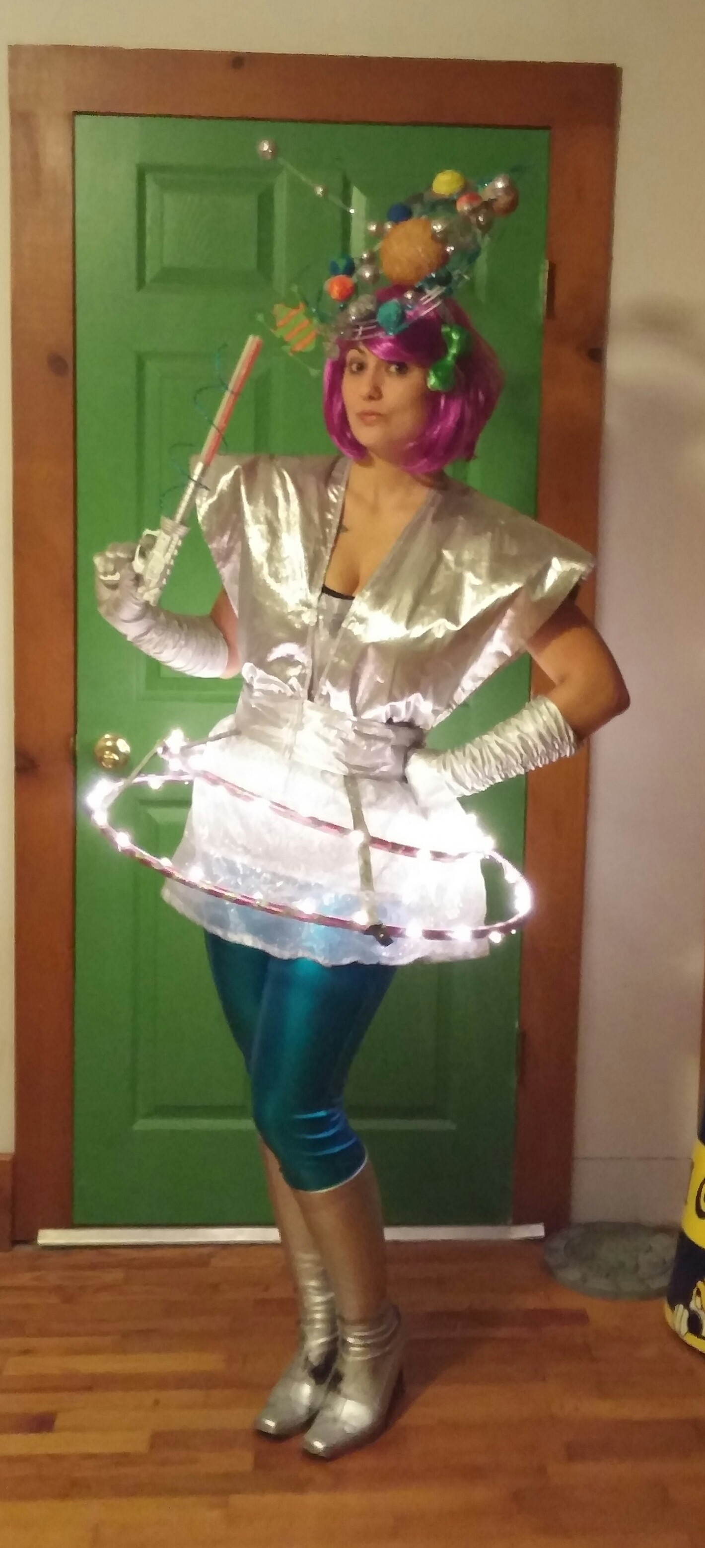 Picture of Googie Girl Costume