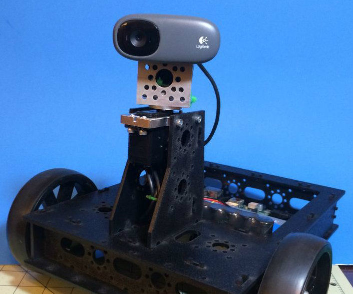 Web Controlled Rover: 14 Steps (with Pictures)