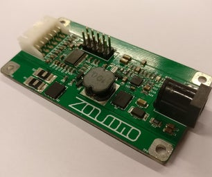 Open-source 3/4/5S Lithium BMS