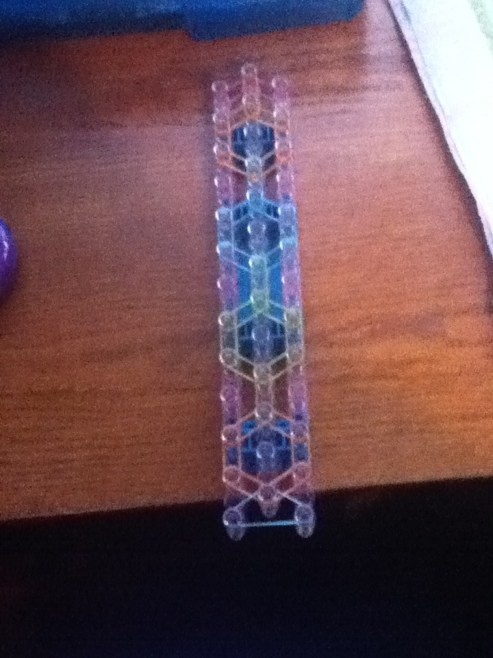 Picture of Hexagon Stitching