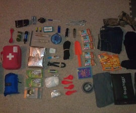 A 72 Hr. Bug-Out-Bag