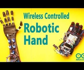 Arduino - Make a Low Cost Robotic Hand With Wireless Controlled (using NRF24L01)