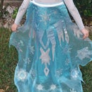 Elsa Detachable Cape