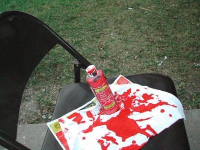 Splatter the Blood