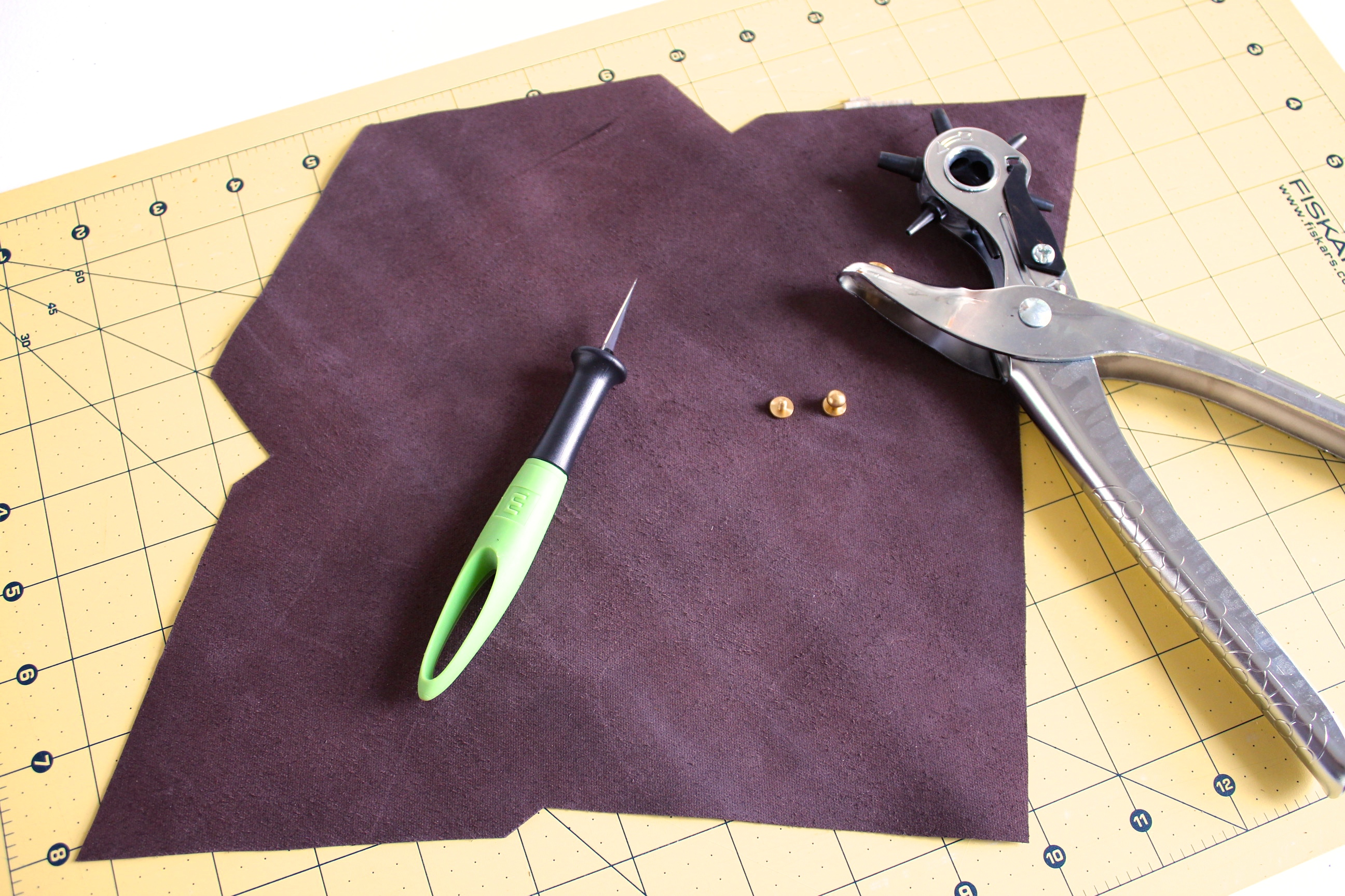 Picture of Download the Pattern and Cut the Clutch Out