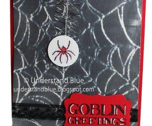 Spooky Halloween Crayon Rubbing!