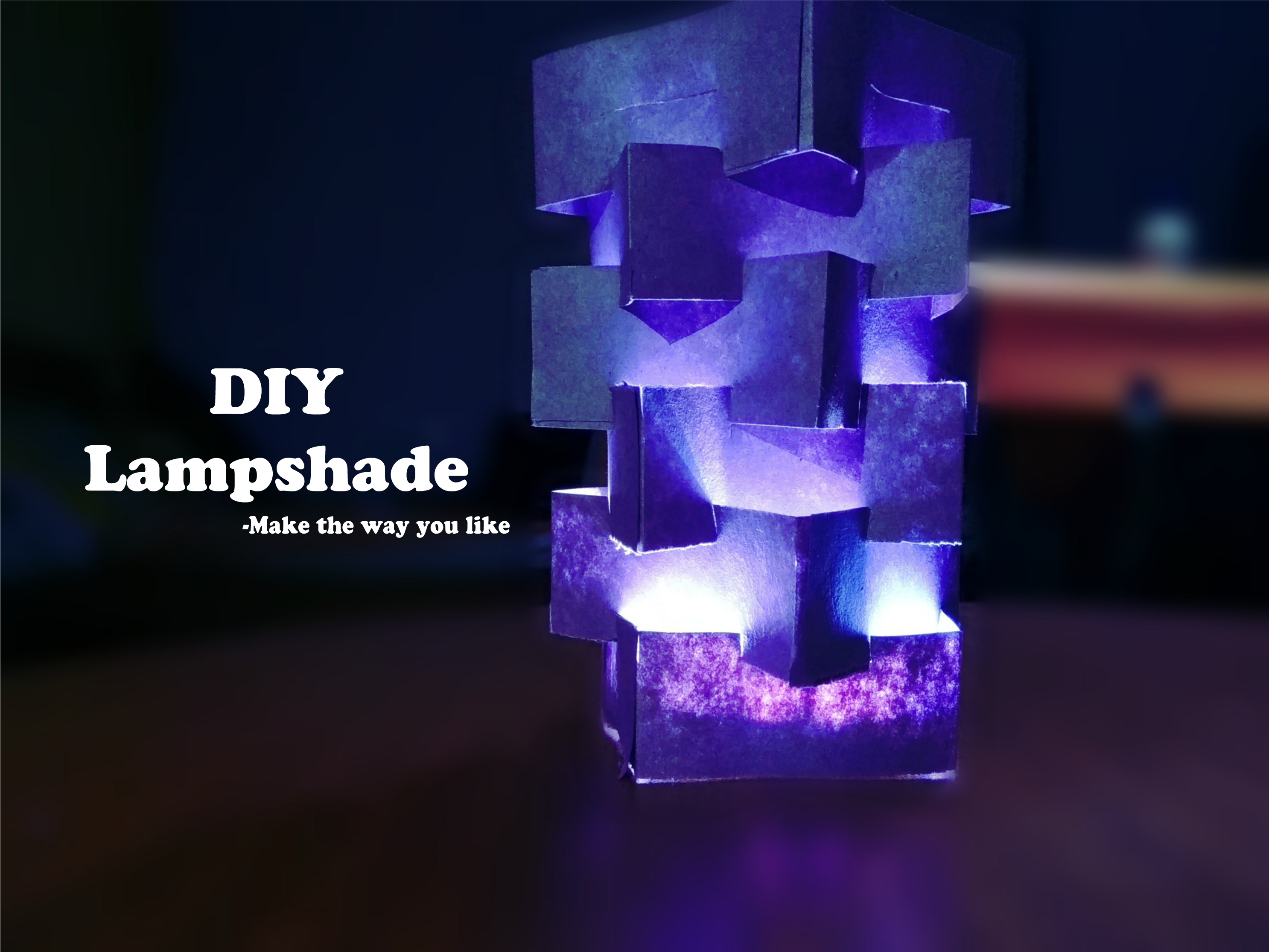 Picture of DIY Lampshade