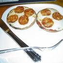 English Muffin Mini Pizzas!