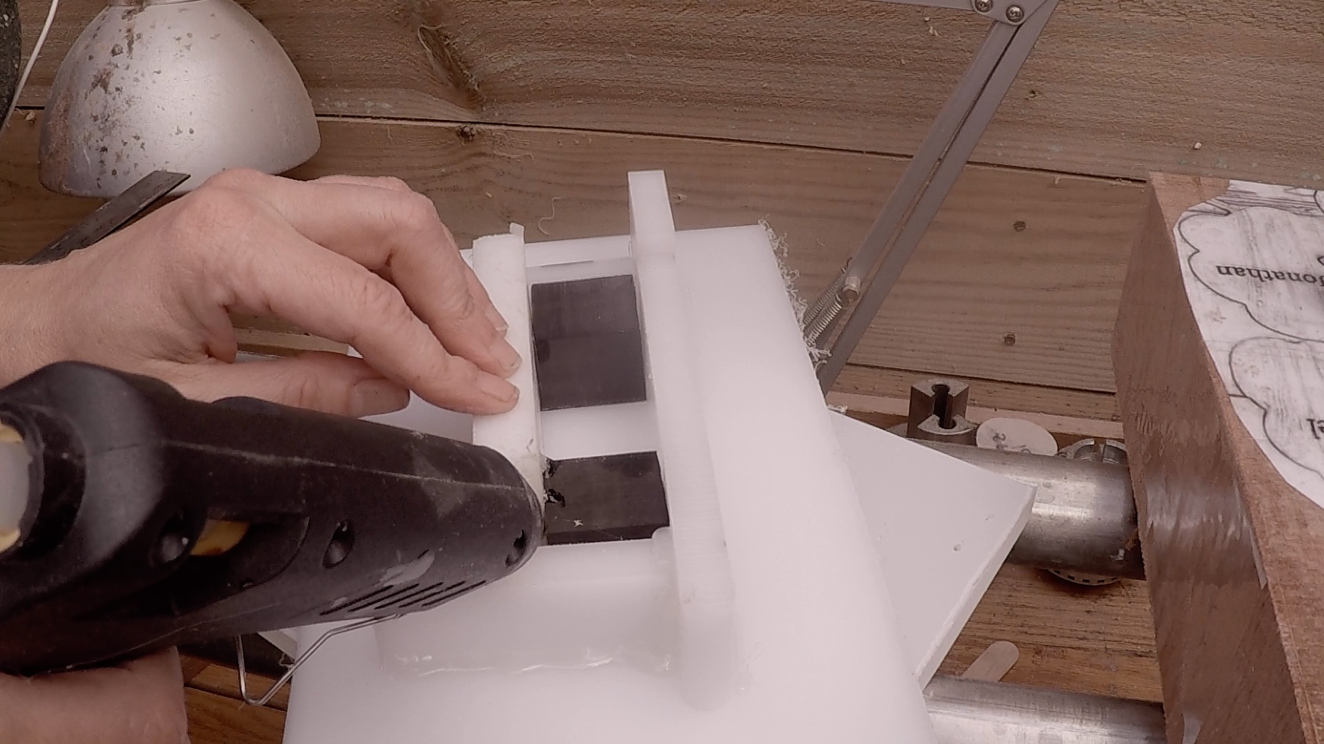 Picture of Making a Mould