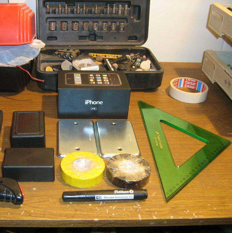 Picture of Materials and Stuff