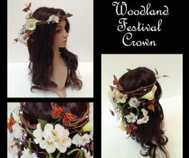 Woodland Festival Crown