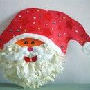 Garlic Peels Santa