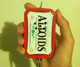 The 10 Minute Altoids GhettoPhone