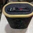 diy portable speakers with bluetooth n remote