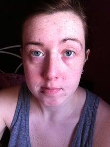 Clean Moisturised Face!