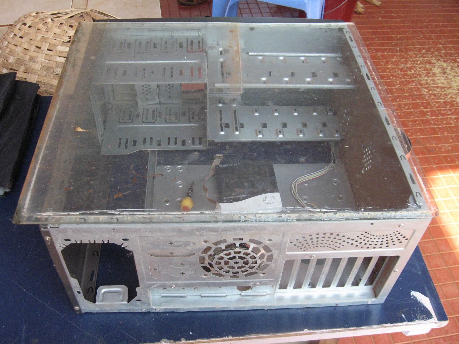 Picture of Prepare the Desktop Computer Case