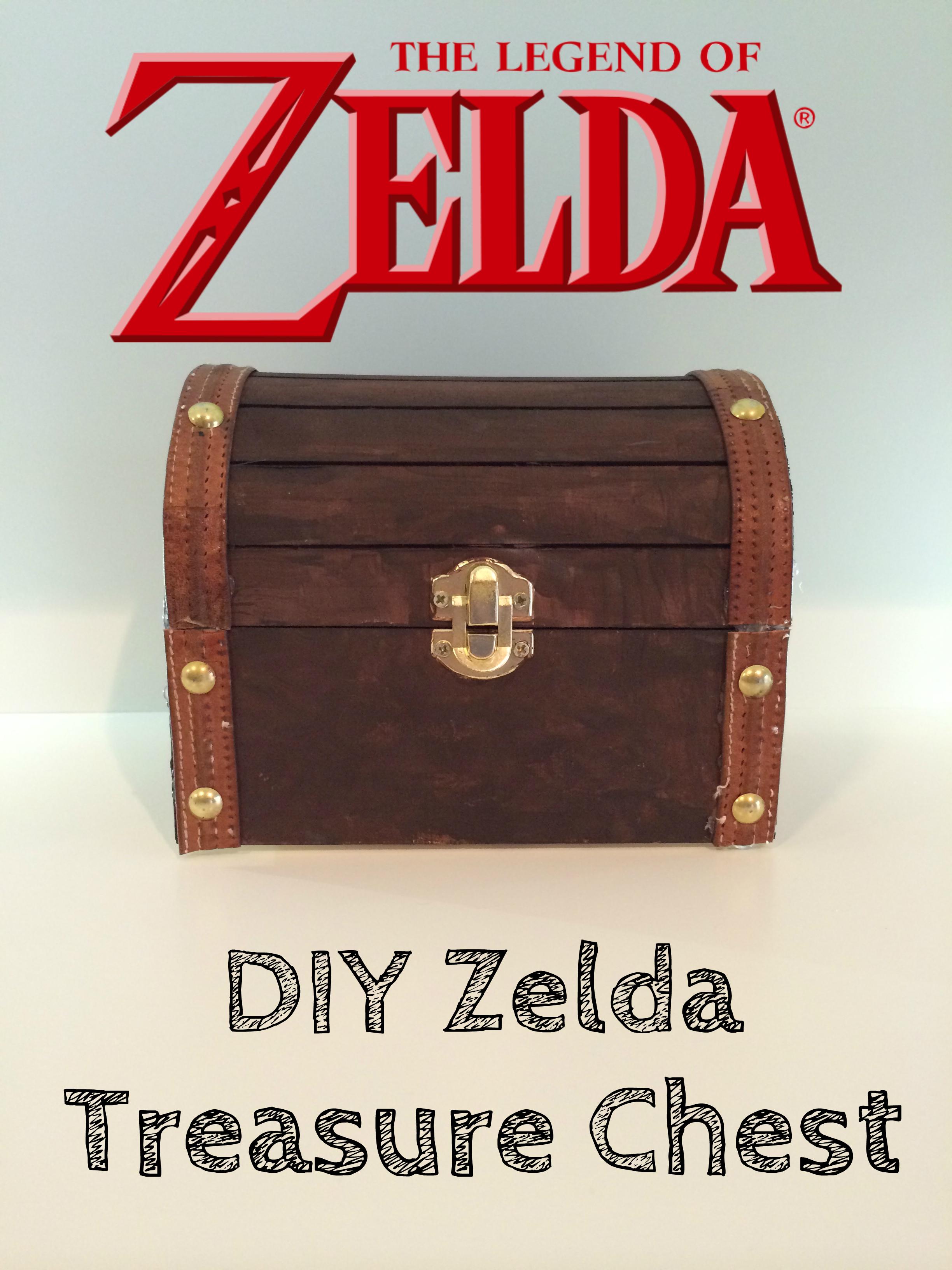 Picture of DIY Zelda Treasure Chest