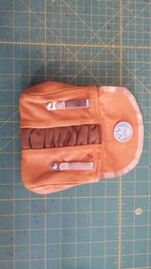 Sewn Leather