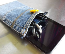 Sweet Easy Sleeve for your Tablet