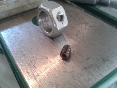 Main Unit / Adding a Pivot Base