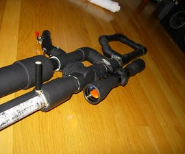 25MM Pneumatic Sniper Rifle