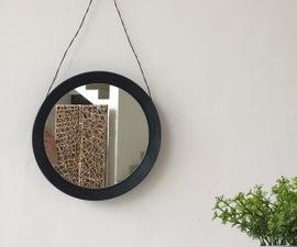 Old Pan to Modern Mirror